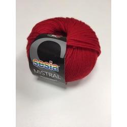 Lana Sesia Mistral Rosso 163