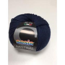 Lana Sesia Mistral Blu 884