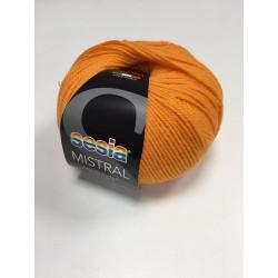 Lana Sesia Mistral Arancio 492