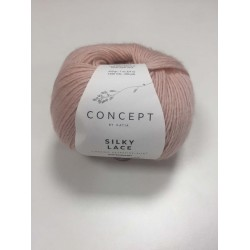 Lana Katia Silky Lace Rosa 158