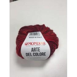 Lana Arte del Colore Rosso 681