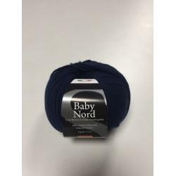 Lana Sesia Baby Nord Blu 884