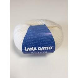 Lana Gatto Asian Bianco 10001