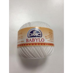Cotone Dmc Babylo 20 Bianco...