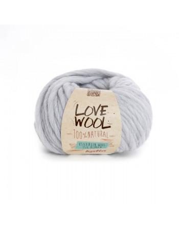 Lana Katia Love Wool Grigio...