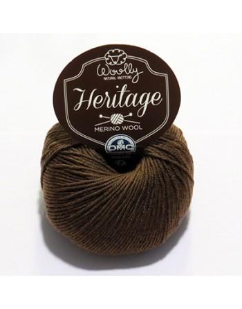 Lana Dmc Heritage Ruggine...