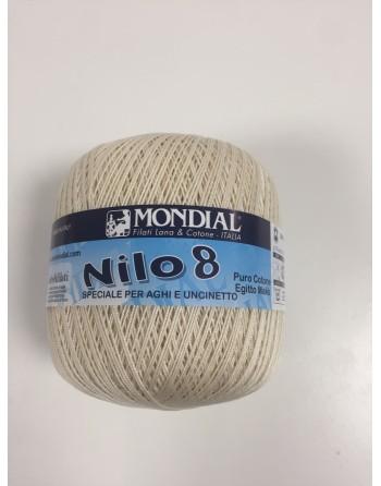 Cotone Mondial Nilo 8 Panna 10