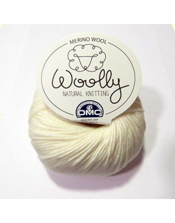 Lana Dmc Woolly Panna 03