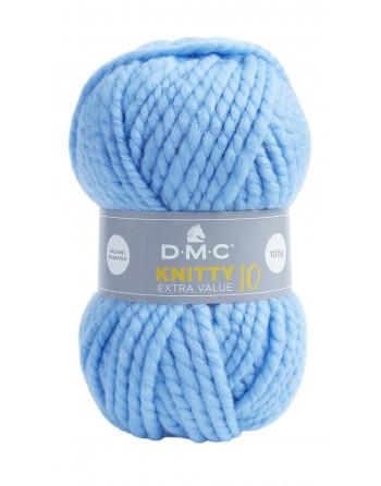 Lana Dmc Knitty 10 Cielo 969