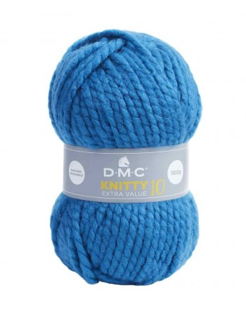 Lana Dmc Knitty 10 Bluette 740