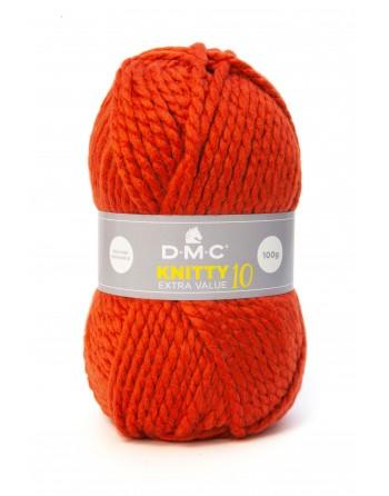 Lana Dmc Knitty 10 Rosso 950