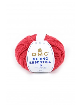 Lana Dmc Essentiel 3 Rosso 970