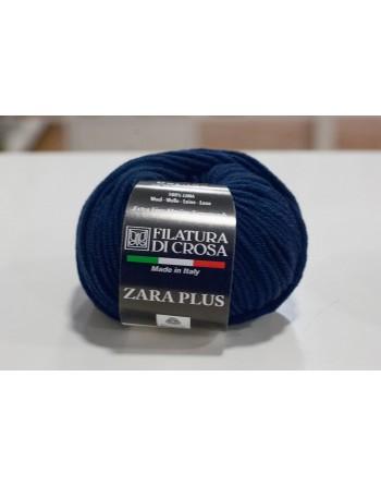 Lana Zara Plus Blu scuro 10