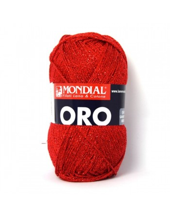 Lana Mondial Oro Rosso 964