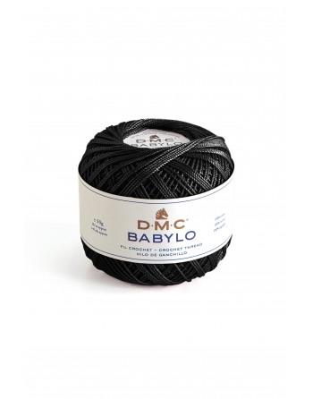 Cotone Dmc Babylo 20 Nero 310