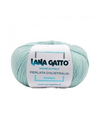 Lana Gatto Perlata...